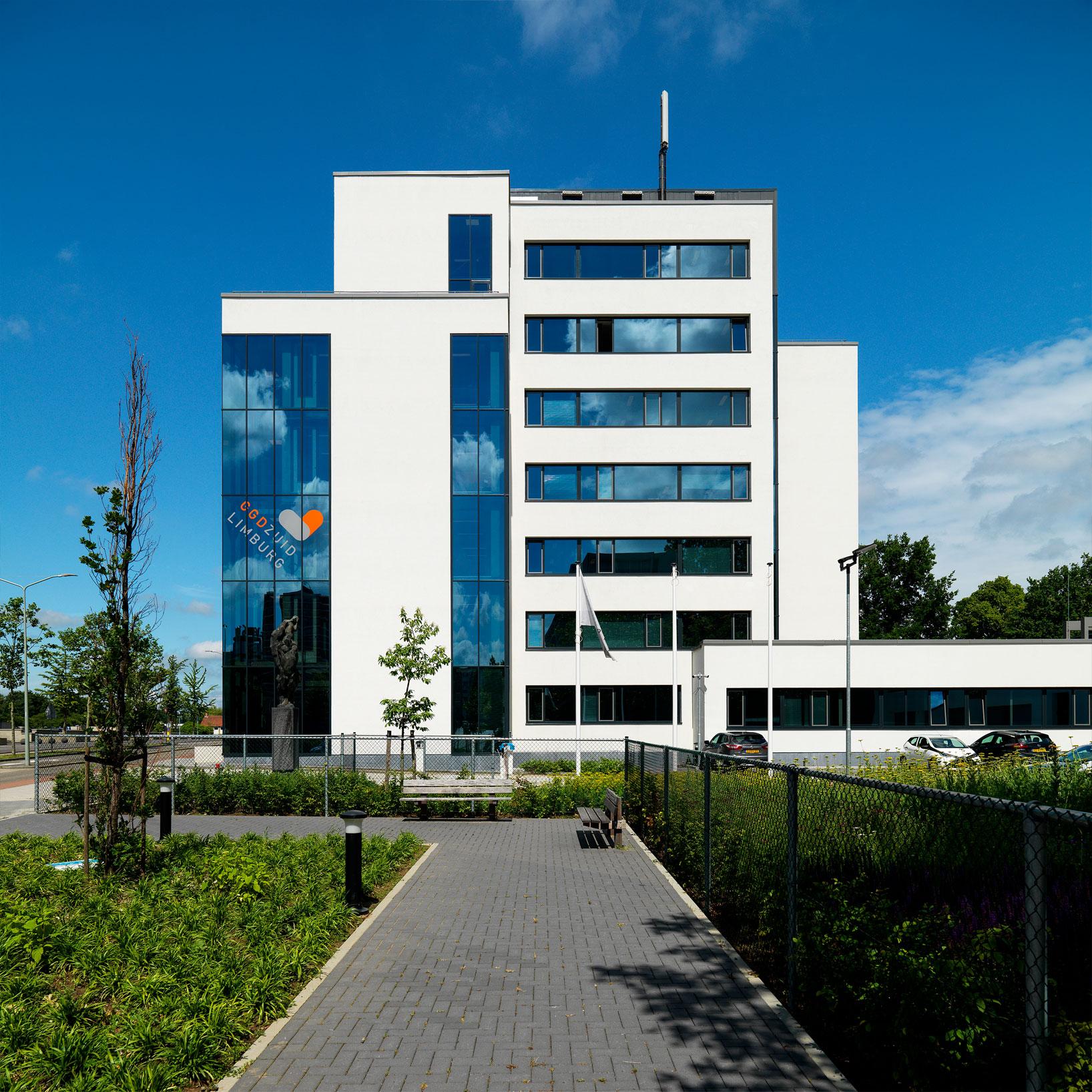 Hoofdkantoor GGD Zuid-Limburg Heerlen